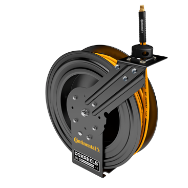 Continental and Coxreels partner on hose management solution