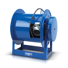 "Coxreels 300 Series ""Exhaust"" hose reels"