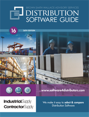 Distribution Software Guide