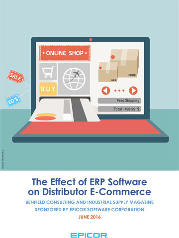 The Effects of ERP Software on Distributor E-Commerce