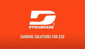 Dynabrade sanding solutions for ESD
