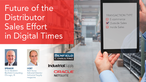 Future of Distributor Sales Effort in Digital Times