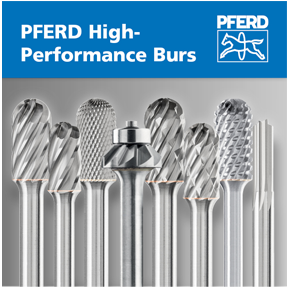 PFERD High-Performance Burs