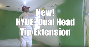 Hyde Dual Head Tip Extension