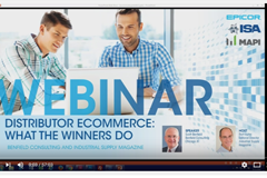 Distributor e-commerce: What the Winners Do