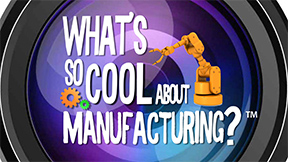 Coolest Manufacturing Video