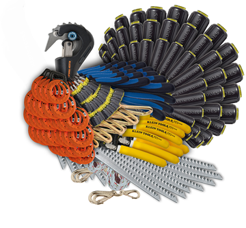 Klein Tools turkey