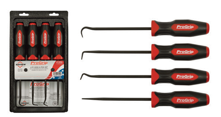 Mayhew 4 piece pick set