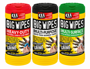 Big Wipes 4X4