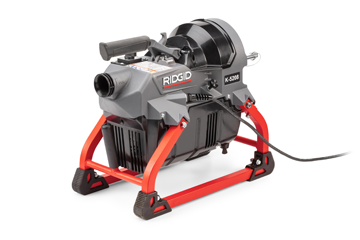 RIDGID K-5208 Sectional Machine