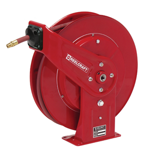 Reelcraft high temperature hose reel