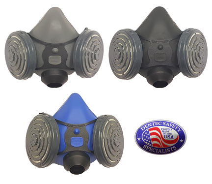 Dentec Safety respirator