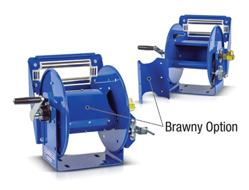 Coxreels Brawny option