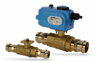 Bonomi crimp valve