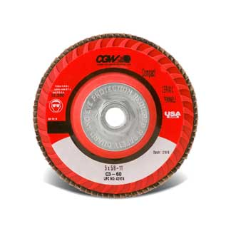 C3 ceramic flap disc
