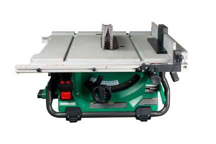 MultiVolt table saw