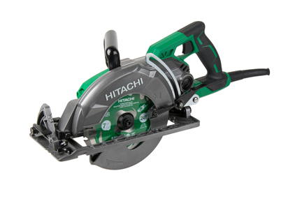 Hitachi worm drive circular saw