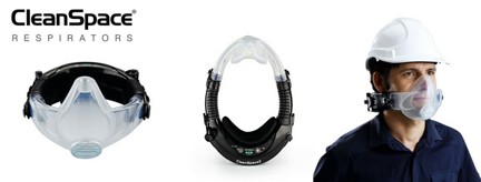 CleanSpace respirators