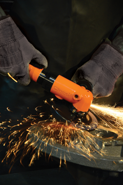 Cleco Tools angle grinder