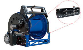 Coxreels idler sprocket
