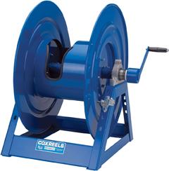 Coxreels large capacity storage reel