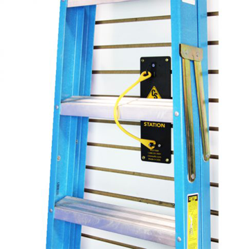 Ladder Safety Station