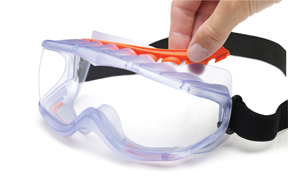 Cyclone Safety Goggles