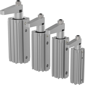 DE-STA-CO swing clamps