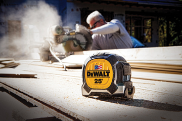 DeWalt Next Gen tape measure
