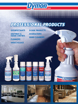 Dymon cleaning products