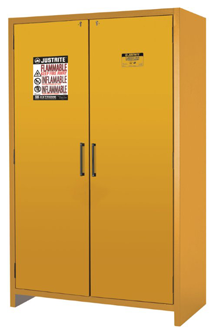 Justrite EN Safety cabinet