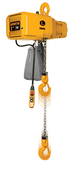 NER electric chain hoist