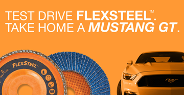 Flexsteel Take Home a Mustang GT