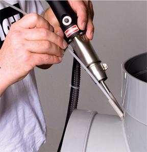 Forsthoff Mini-Electric plastic welder