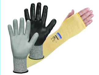 Jackson Safety cut-resistant gloves and sleeve - Industrial Supply
