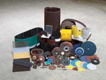 GAP abrasives