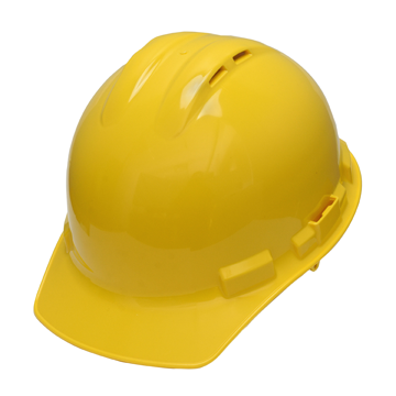 Radians vented hard hat