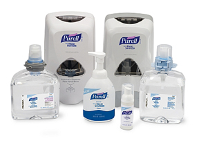 Gojo Purell Advanced Instant Hand Sanitizer