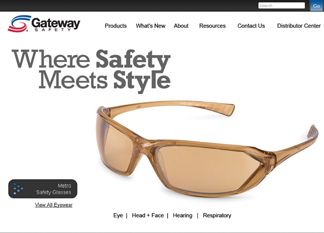 Gateway Safety website