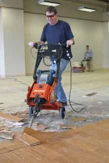 Removing Ceramic Tile Floors 275x350 Old