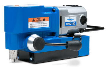 Hougen HMD130 portable magnetic drill