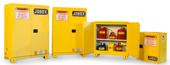 JOBOX safety cabinets