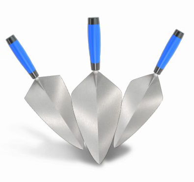 Keystone Forged Masonry Trowels