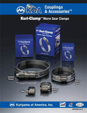 Kuri-Clamp catalog
