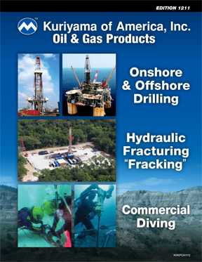 Kuriyama Oil & Gas Catalog