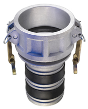 EZ-Seal leak-resistant couplings