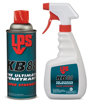 LPS KB88 ultimate penetrant