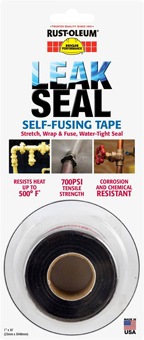 LeakSeal Self-Fusing Tape
