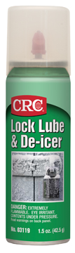 Lock Lube and De-Icer