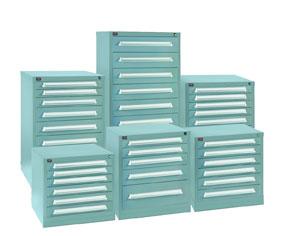 lyon modular drawer cabinet industrial supply magazine. Black Bedroom Furniture Sets. Home Design Ideas